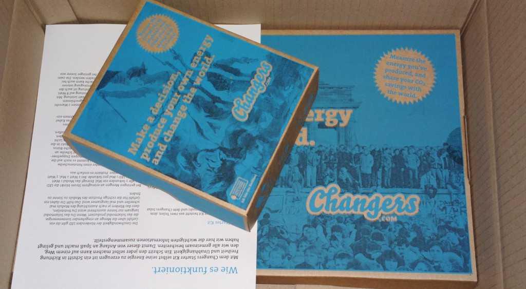 Changers Solar Kit